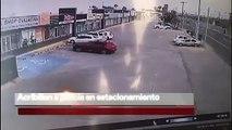 Matan a policía estatal en plaza comercial en Culiacán