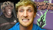 Logan Paul Knockout Teased In KSI 'Down Like That'