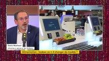 Denis Machuel (Sodexo) : « Le cantine bashing, ça ne me convient pas ! »