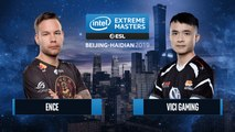 CSGO - ViCi Gaming vs. ENCE [Train] Map 2 - Group A - IEM Beijing-Haidian 2019