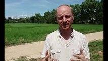 Cambodge - Nicolas Van Nuffel, président de la Coalition climat et responsable du département Plaidoyer au CNCD (2)
