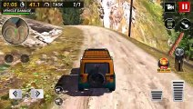 Offroad Jeep Driving Adventure Free - 4x4 SUV Jeep Offroad Games - Android GamePlay