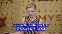 Kristen Bell Is In The 'Gossip Girl' Reboot