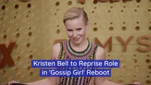 Kristen Bell Is In The 'Gossip Girl' Reboot