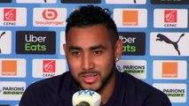 Football - Ligue 1 - Dimitri Payet évoque Rudi Garcia avant OM-OL