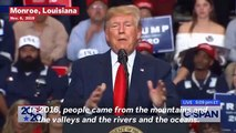 Donald Trump Blasts Elites At Louisiana Rally, Boasts He Has 'Nicer Houses' Than They Do