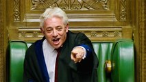 Hilarious Style of the British Parliament