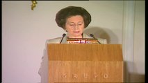 Muere la bióloga Margarita Salas a los 80 años