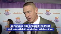 John Cena Is A Make A Wish Hero