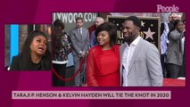 Taraji P. Henson Doesn't Want Wedding to Be a 'Big Show' and Is 'Trying to Find a Happy Medium'