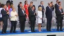 Germany, U.S. defend NATO after Macron brands transatlantic alliance brain dead