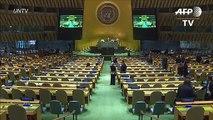 Con inédita oposición de Brasil, la ONU condena embargo de EEUU contra Cuba por 28ª vez