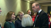 Duke of Cambridge attends London Air Ambulance charity gala