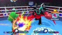 Марио и Соник на Олимпийских играх 2020 в Токио прохождение часть 7 {Switch}