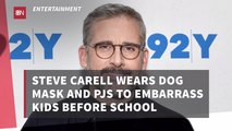 Steve Carell Pranks His Kids