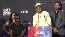 KSI and Logan Paul continue trash talk