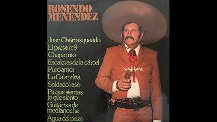 Rosendo Menendez - Puro Amor