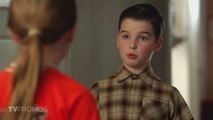Young Sheldon S03E07 Pongo Pygmaeus and a Culture that Encourages Spitting