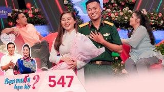 Ban Muon Hen Ho Dac Biet Tap 547 FULL Ba moi Hong Van lan da