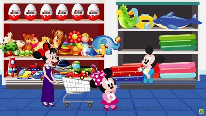Cartoon for Kid | Kid Movies | Funny situations of Mickey Mouse family