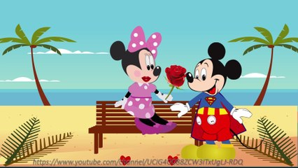 Cartoon for Kid | Kid Movies | Mickey mouse's love story