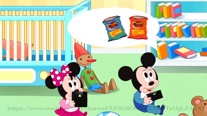 Cartoon for Kid | Kid Movies | Donald Duck & Chip and Dale Cartoons - Chip Lazy Go to School