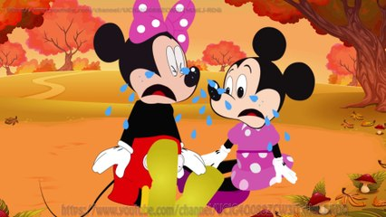 Cartoon for Kid | Kid Movies| Mickey Mouse and Minnie Mouse's Journey Fight Journey