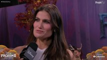 Idina Menzel Isn't Tired of Singing 'Let It Go:' It's a Reminder for Women to Embrace Our Power