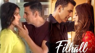 Akshay Kumar RECREATES Filhaal Song With Katrina Kaif On Sooryavanshi Sets | Nupur Sanon
