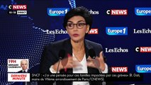 Rachida Dati  en interview sur Cnews