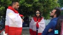 Liban : la banque centrale du Liban mise en cause par les manifestants