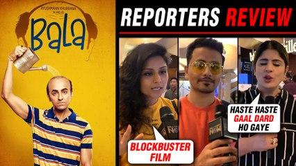 Bala Movie Honest Reporters Review Ayushmann Khurrana Yami Gautam First Day First Show