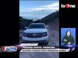 Serangan Kartel Narkoba Meksiko Tewaskan 9 Orang
