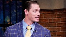 """John Cena Tells His Side of the Story About """"Chopping"""" Sean Casey"""