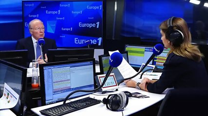 Brice Hortefeux - Europe 1 vendredi 8 novembre 2019