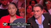 """Christine Kelly fond en larmes face à Yann Moix dans """"Balance ton post"""" en direct sur C8"""