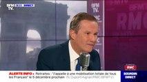 """Nicolas Dupont-Aignan """"outré"""" que la France insoumise et la CGT participent à la manifestation contre l'islamophobie"""