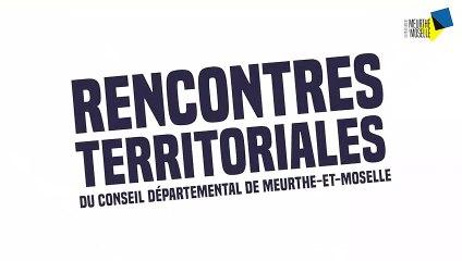 Rencontres territoriales - Territoire Grand Nancy