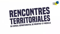 Rencontres territoriales - Territoire Grand Nancy
