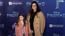 """Tiffani Thiessen """"Frozen 2"""" World Premiere Red Carpet"""