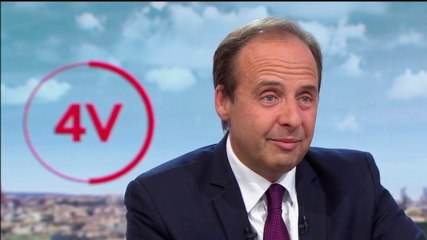 Jean-Christophe Lagarde - France 2 vendredi 8 novembre 2019