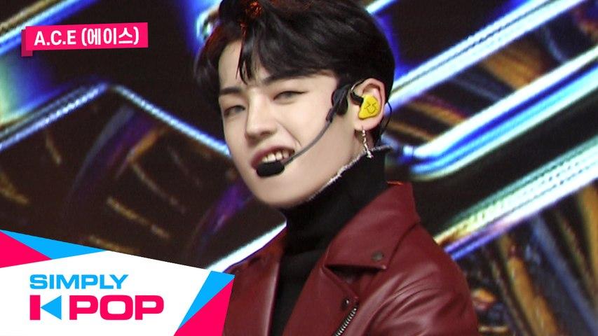 [Simply K-Pop] A.C.E(에이스) - SAVAGE(삐딱선)