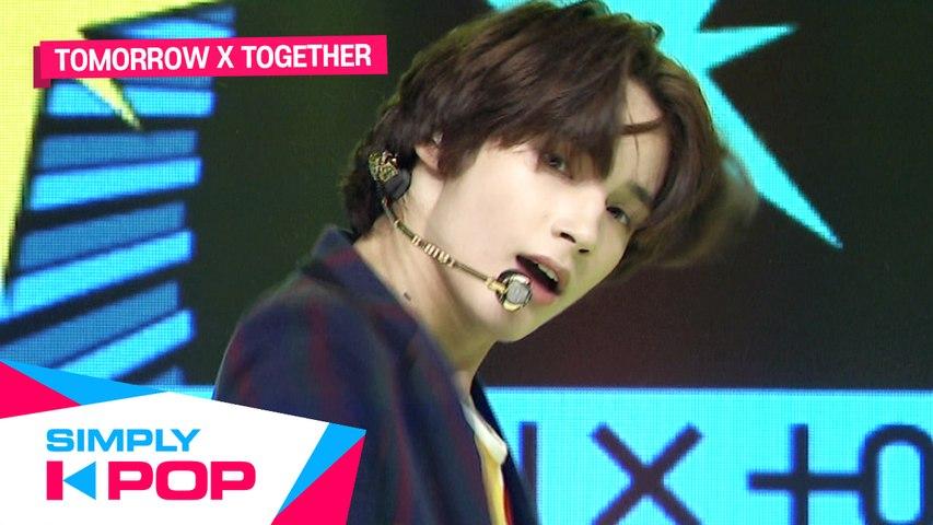 [Simply K-Pop] TOMORROW X TOGETHER(투모로우바이투게더) - 9 and Three Quarters (Run Away) (9와 4분의 3 승강장에서 너를 기다려)