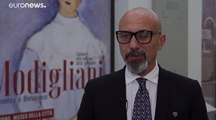 Une exposition Modigliani à Livourne, la ville natale du peintre italien