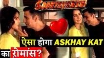 Check Out The Glimpse Of Akshay Kumar And Katrina Kaif's Romance For Sooryavanshi!