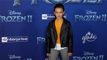 "Kaylin Hayman ""Frozen 2"" World Premiere Red Carpet"