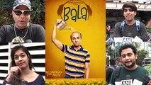 Bala Movie Public Review: Ayushmann Khurrana | Yami Gautam | Bhumi Pednekar | FilmiBeat