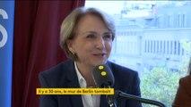 """""""Mort cérébrale"""" de l'Otan : """"On peut comprendre"""" la réaction d'Angela Merkel après les propos d'Emmanuel Macron, selon l'ambassadrice de France à Berlin"""