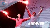 ARRIVÉE TRANSAT JACQUES VABRE - Groupe GCA - Mille et un sourires - 08/11/2019