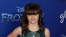 """Hadley Gannaway """"Frozen 2"""" World Premiere Red Carpet"""